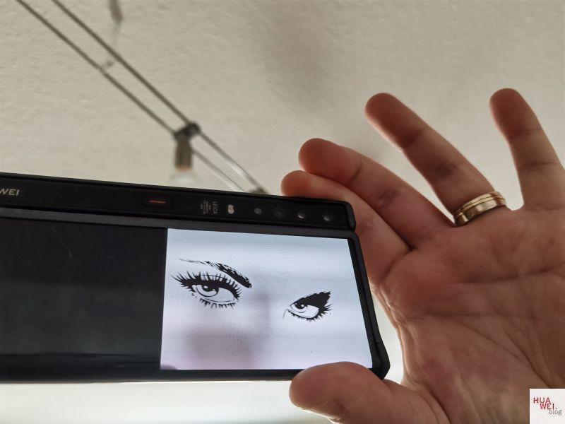 HUAWEI Mate Xs Test Kamera