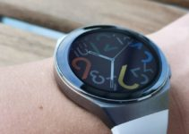 HUAWEI Watch GT2e Test - Titel