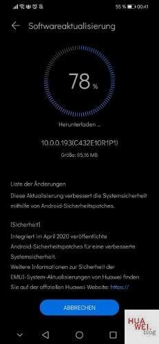 HUAWEI Mate 20 Lite Firmware Patch April 2020 1