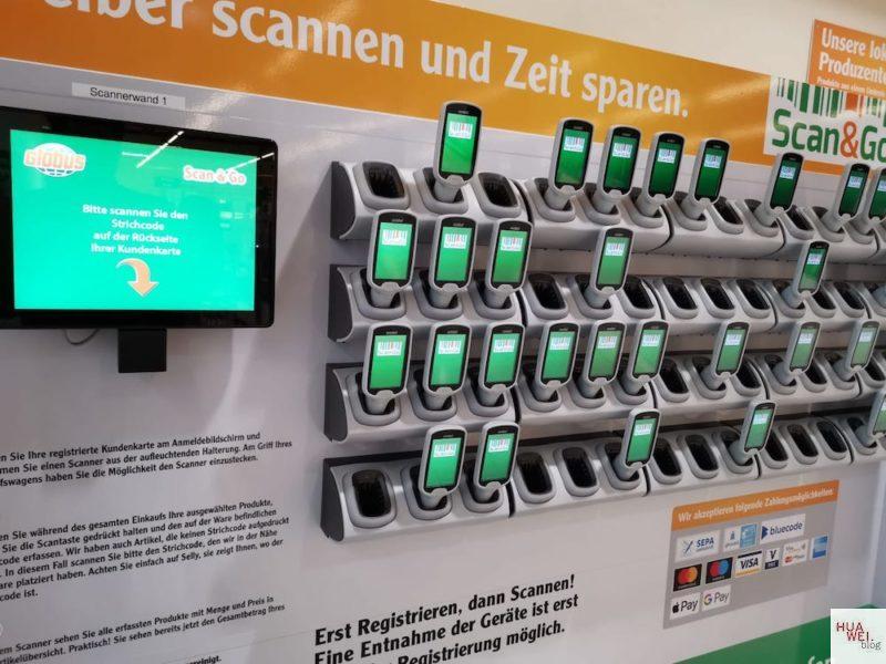 HUAWEI Wallet - Kundenkarte Globus - funktionieret!