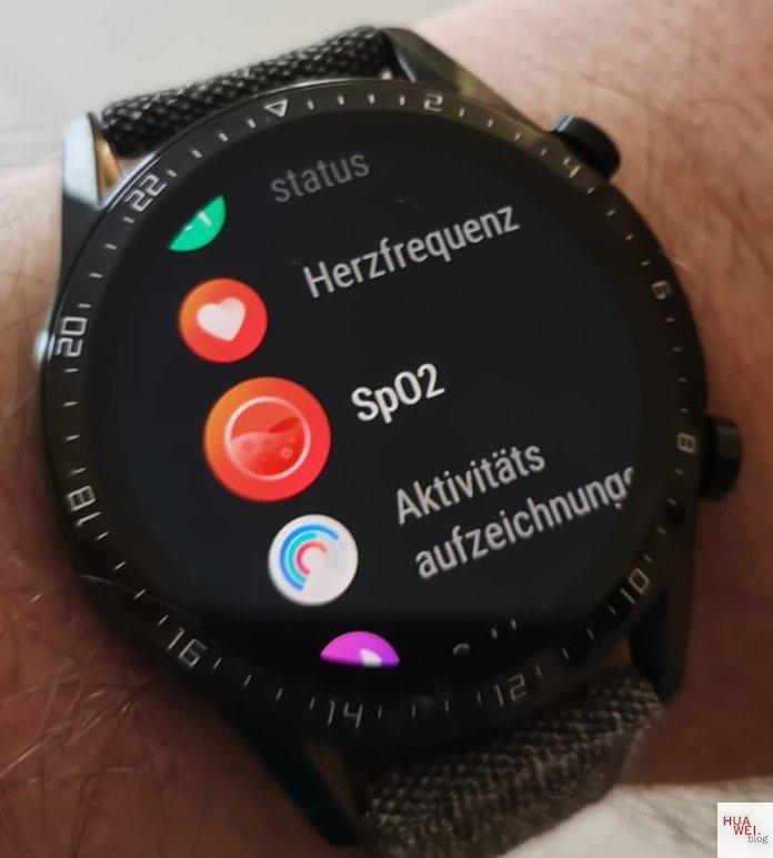 Neues Update für die Watch GT2, Watch GT und Watch GT2e – Nachtrag 2
