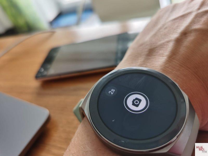 Huawei-Watch-GT2e-Remote-Verschluss-Auslöser