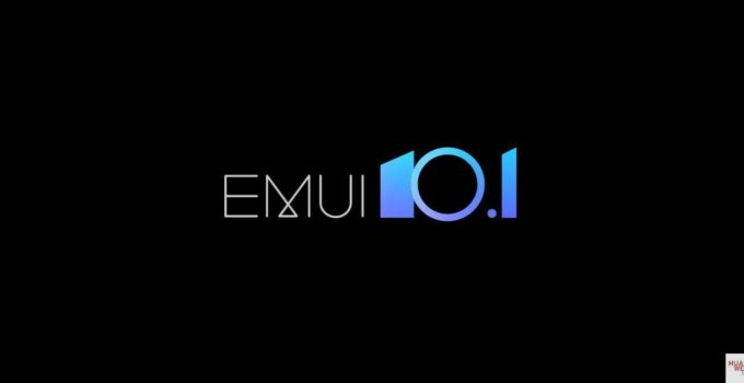 EMUI 10.1 Update - Titel