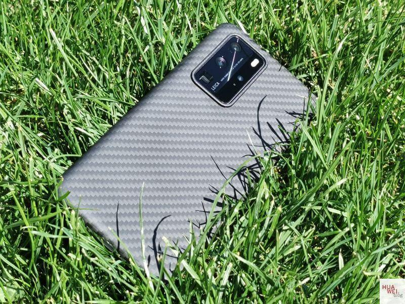 Edel: Pitaka Hülle und Zubehör für das Huawei P40 Pro 1