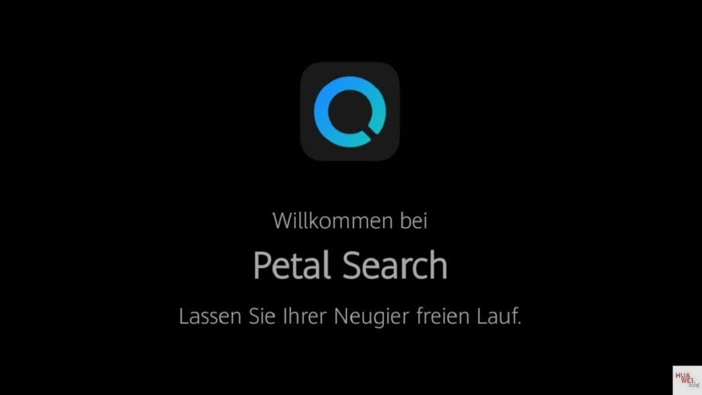Petal Search HUAWEI Suchfunktion