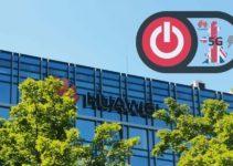 HUAWEI 5G GB Shutdown Titel