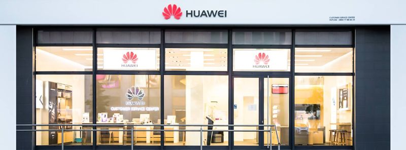 HUAWEI Service Center: HuaWeiter geht's! 1