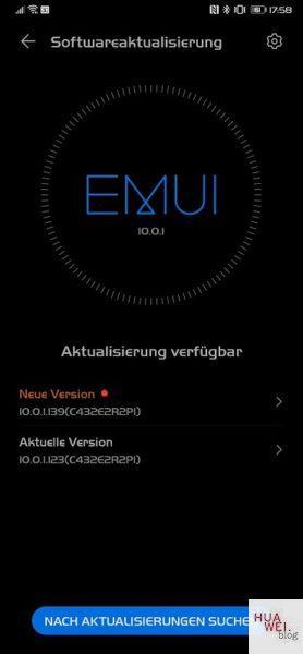 HUAWEI Mate Xs Firmwareupdate bringt EMUI 10.1 5