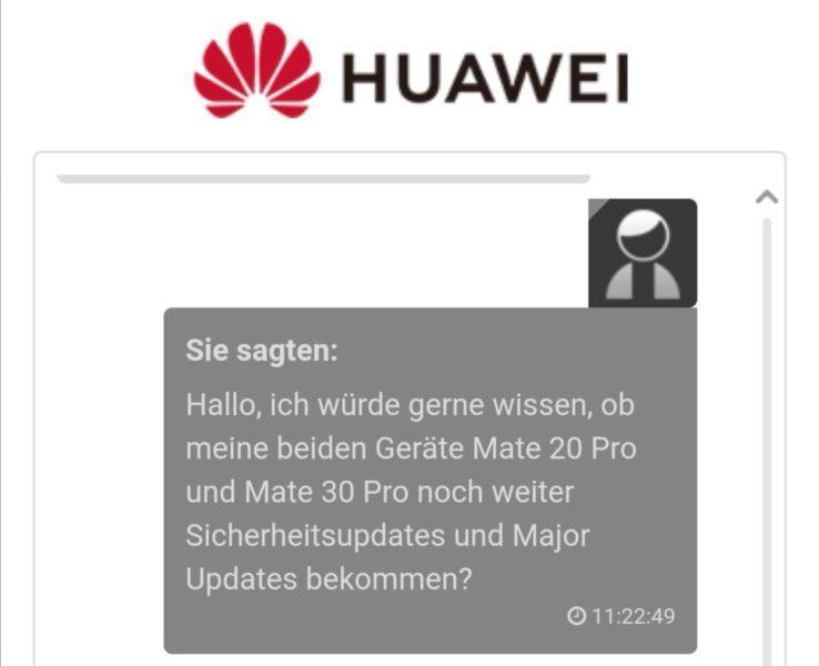 #HUAWEIBann - Ausnahmelizenzen sind abgelaufen - Eure Geräte laufen weiter! 1