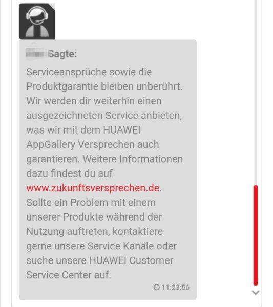 #HUAWEIBann - Ausnahmelizenzen sind abgelaufen - Eure Geräte laufen weiter! 3