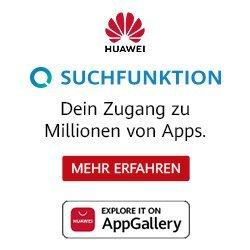 Huawei Suchfunktion