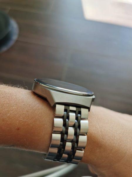 HUAWEI Watch Gt2e - Armbänder im Test - Metall - Gliederarmband