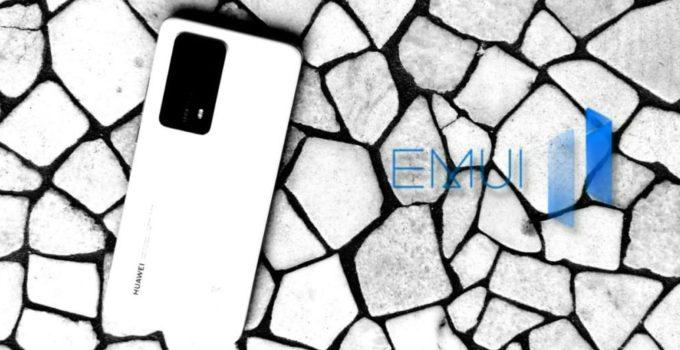 EMUI 11 Beta - Titel