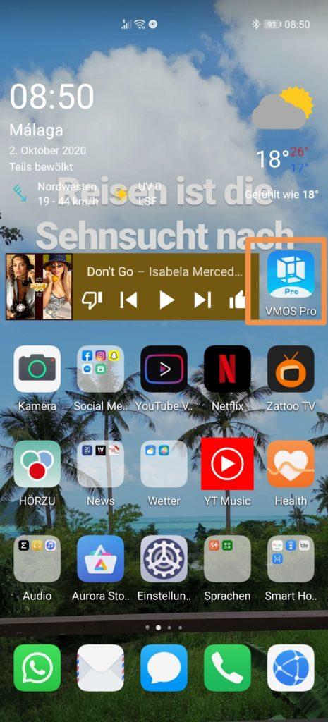 VMOS App