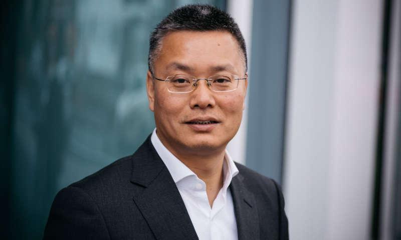 William Tian - HUAWEI Deutschland