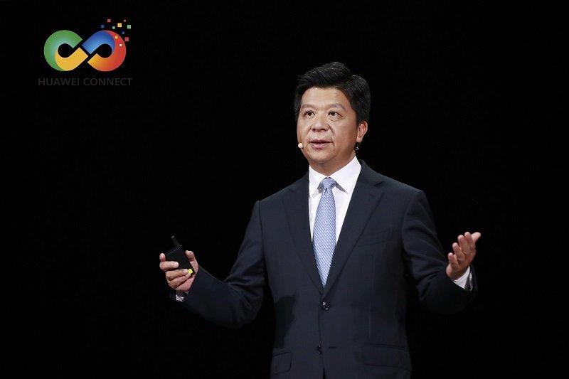 Guo Ping HUAWEI Connect Eröffnung