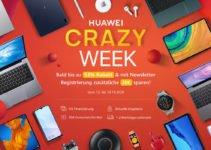 HUAWEI Crazy Week mit vielen Top Deals!