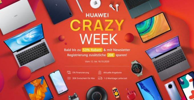 HUAWEI Crazy Week Angebote