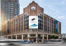 HUAWEI Flagship Store Shanghai Titel