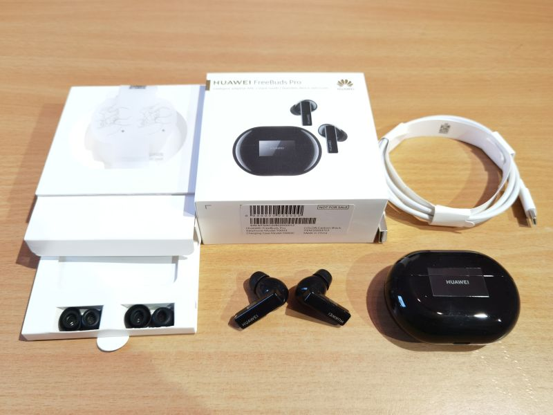 HUAWEI Freebuds Pro Test Unboxing
