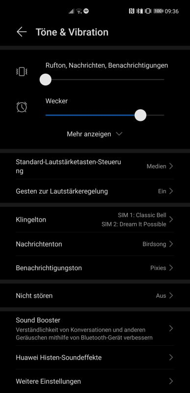 HUAWEI Freebuds Studio Histen Sound