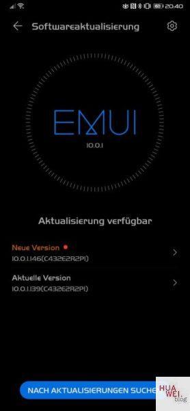 HUAWEI Mate Xs Firmware 10.0.1.146