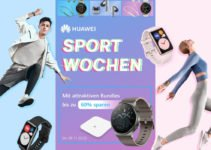 HUAWEI Sport Wochen - Rabatte - Gutschein - Titel