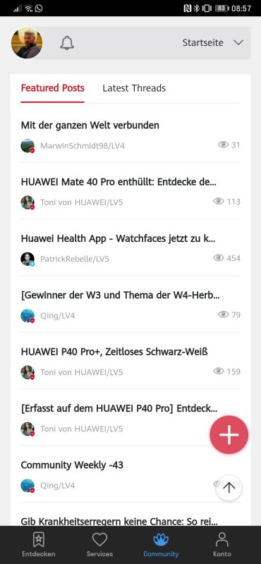HUAWEI Support App Community