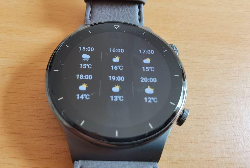 HUAWEI Watch GT 2 Pro Test