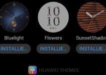 HUAWEI Watchfaces - Übersicht - Health App - Titel