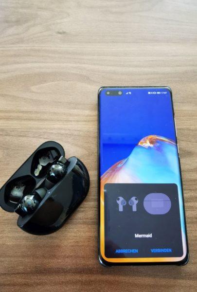 Huawei Freebuds Pro Test Verbindung