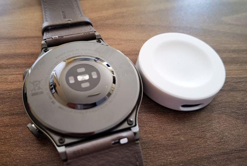 Huawei GT 2 Pro Test Wireless Charging