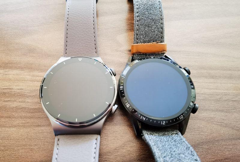 #HDC2020: Huawei Watch GT 2 Pro und Watch Fit 4