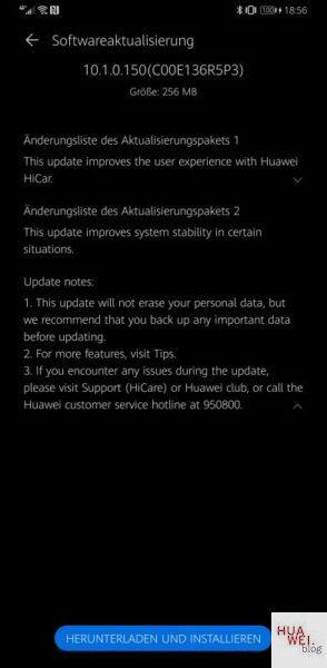 Huawei Mate 30 Pro Firmware