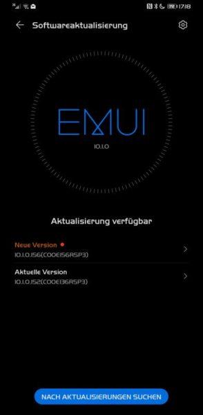 Huawei Mate 30 Pro Firmwareupdate September 2020