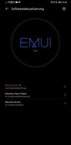 HUAWEI Mate 30 Pro EMUI 11 Beta