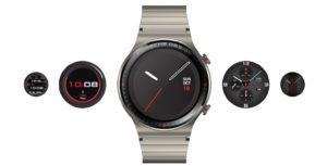 Porsche Design HUAWEI Watch GT 2 Watchfaces