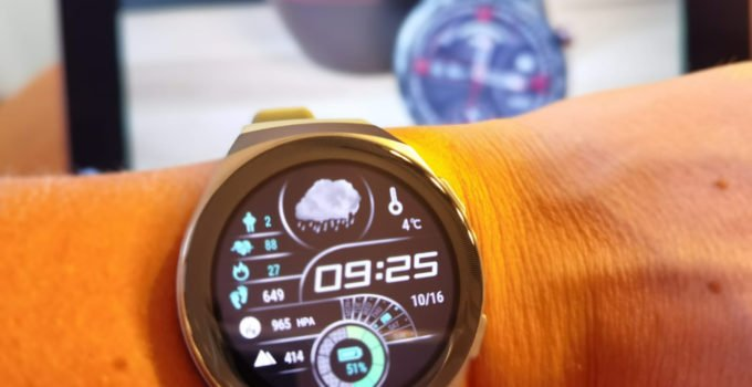 Taichi Anleitung HUAWEI Watchfaces installieren TItel