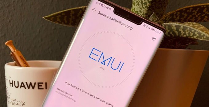 HUAWEI EMUI 11 Beta Titelbild