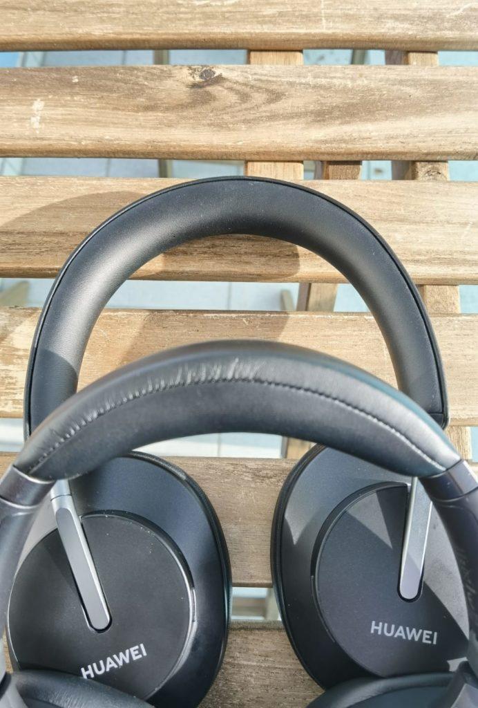 Vergleich Sony WH-1000XM3 - HUAWEI FreeBuds Studio - Kopfbügel
