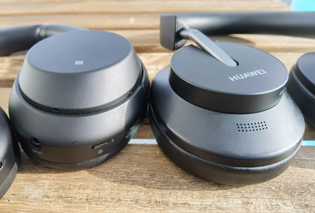Vergleich Sony WH-1000XM3 - HUAWEI FreeBuds Studio