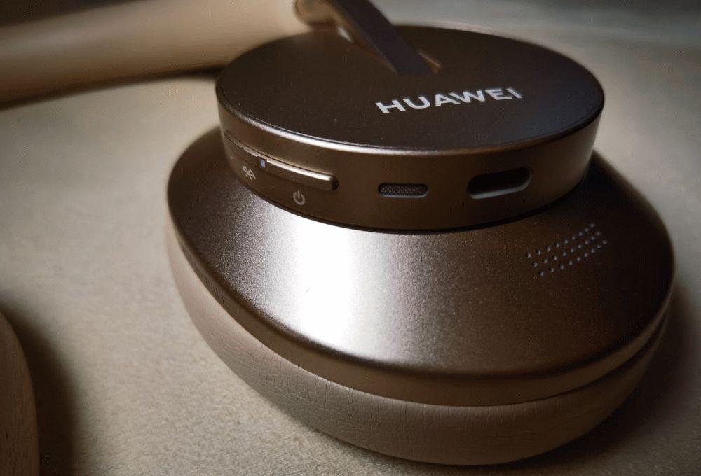 HUAWEI Freebuds Studio Test 5