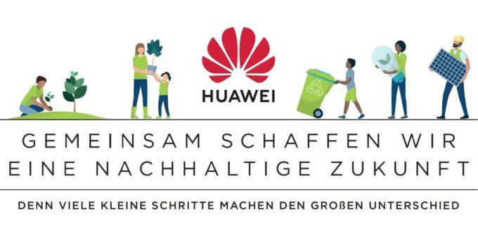 HUAWEI Green Titelbild