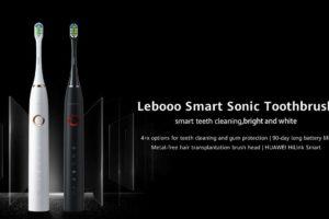 HUAWEI Zahnbürste - Lebooo Smart Sonic Toothbrush - Titel