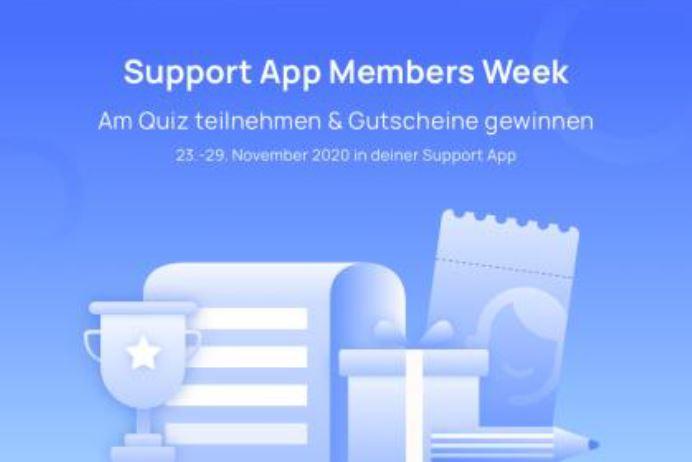 HUAWEI Support App Members Week