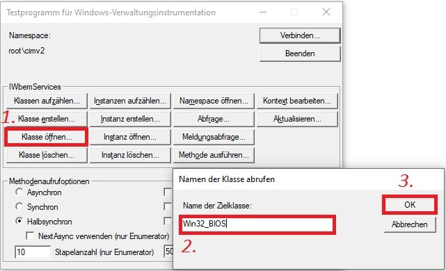 PC Manager PowerShell Anpassung