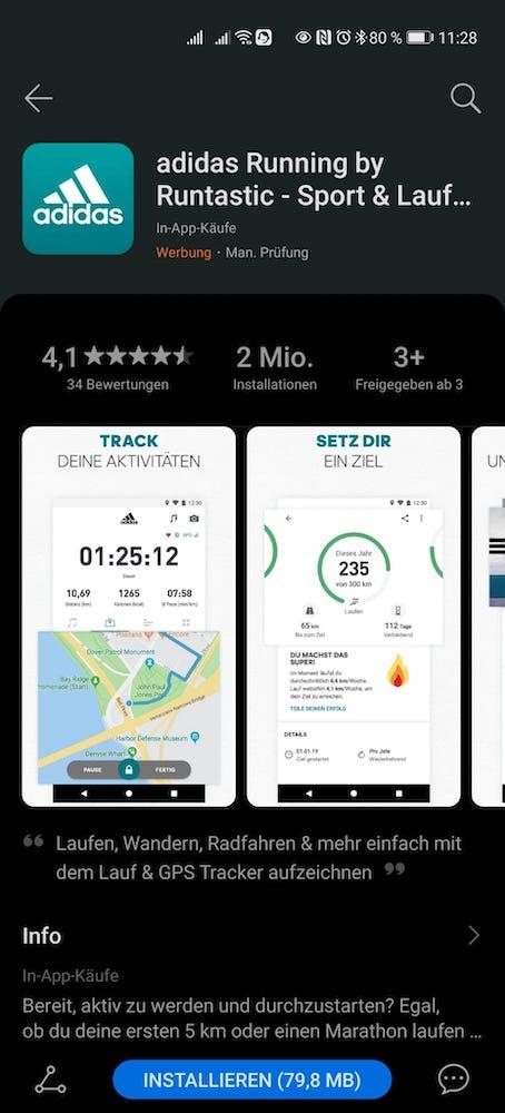 HUAWEI und adidas Running – The Way to Berlin: Online Marathon Challenge 2020 1