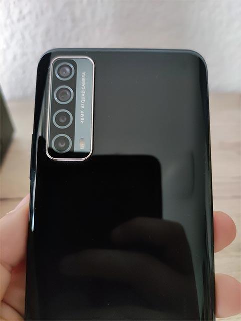 Die Kamera des HUAWEI P Smart 2021