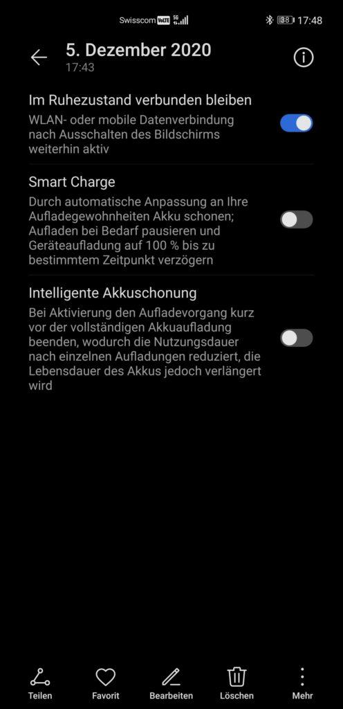 Huawei P10 Plus erhält Julipatch 2020 und neue Funktionen 2