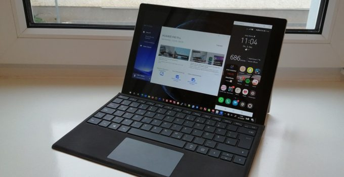 HUAWEI PC Manager Microsoft Surface Titelbild